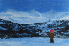 8) Nisse i Rondane