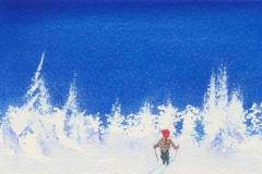20) Nisse på skitur