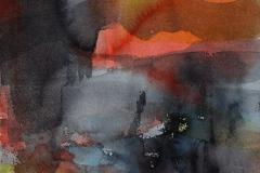 Abstrakt I  (30 x 30 cm)
