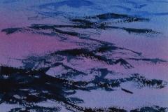 Landskap (38 x 24 cm)