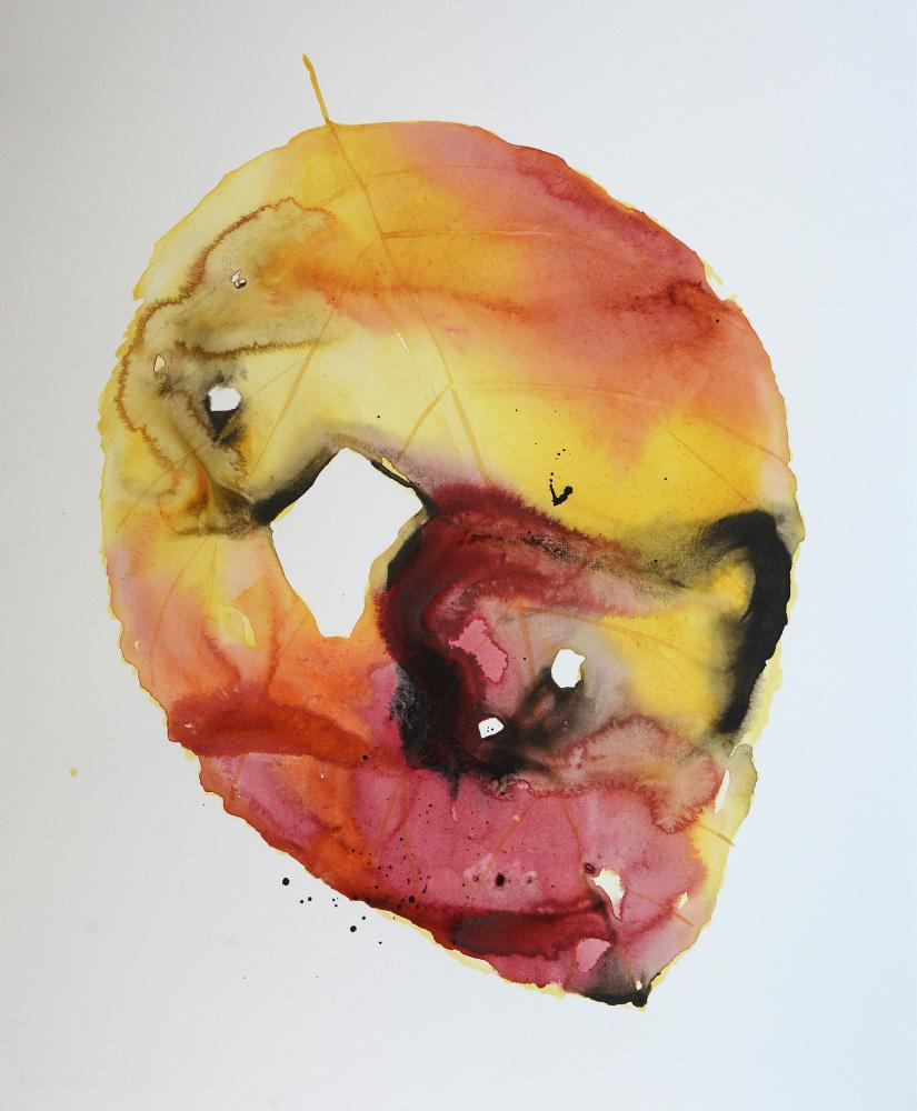 Form  (54 x 43 cm) 7500 kr